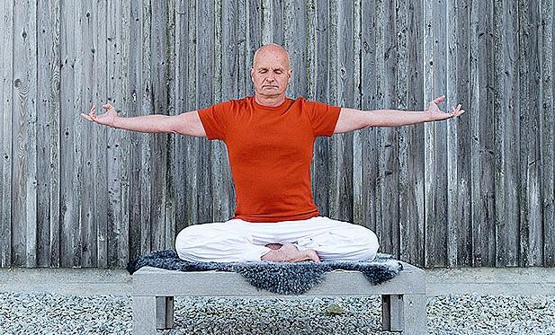 Tre bra yogaövningar