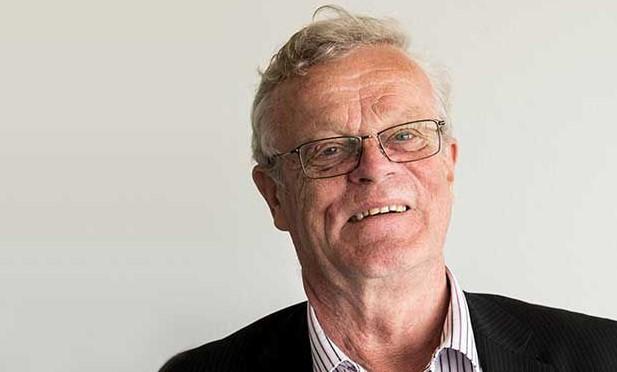 Björn Eriksson, ordförande Riksidrottsförbundet och SISU Idrottsutbildarna