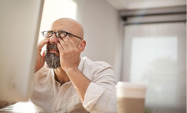Nya vanor ger nya ögonbesvär